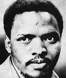 Stephen Bantu Biko was an anti-apartheid activist in South Africa