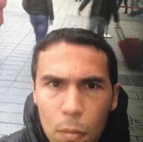 Turkey nightclub suspect in grim selfie video in Istanbul