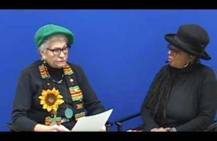 What's Up Wichita Interviews Fran Jackson.