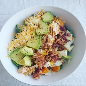 Foodie Friday: Cobb Salad With a Twist