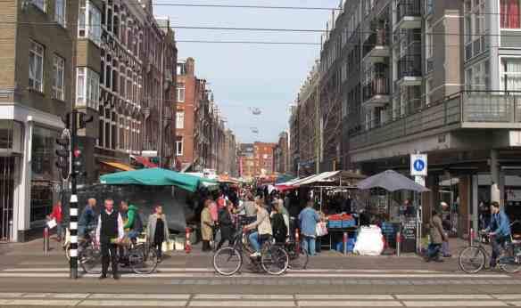 Amsterdam markets