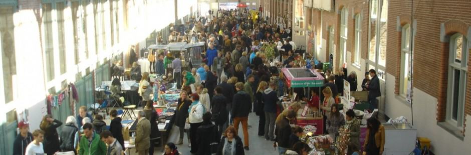 Local Goods Market in Amsterdam