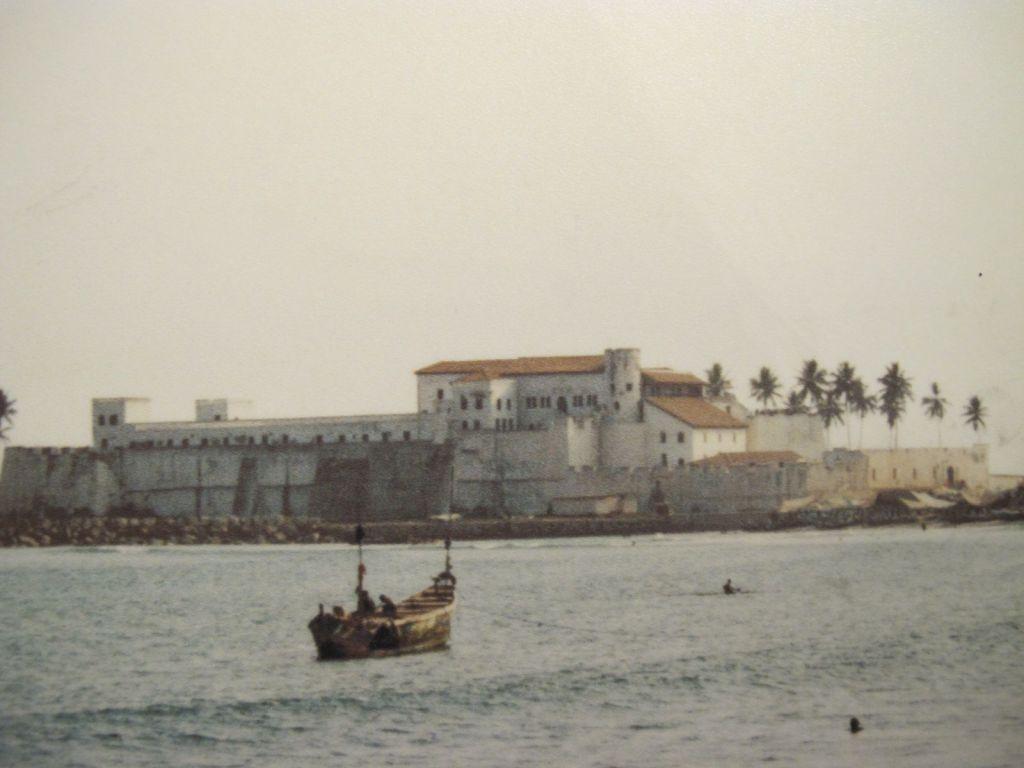Fort of Elmina, Ghana