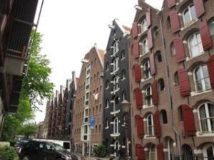 Amsterdam storage houses
