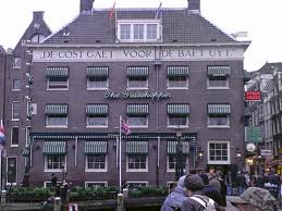 Dutch expression on facade