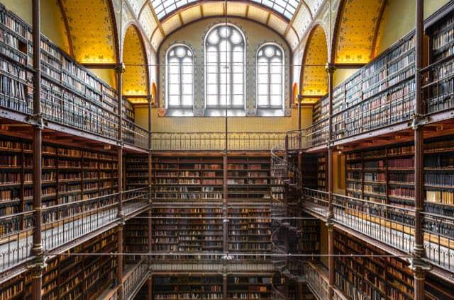 Cuypers Library Amsterdam Rijksmuseum