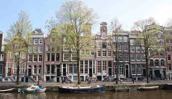 Amsterdam Canal Houses architecture and interior