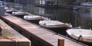 Sloepdelen boat