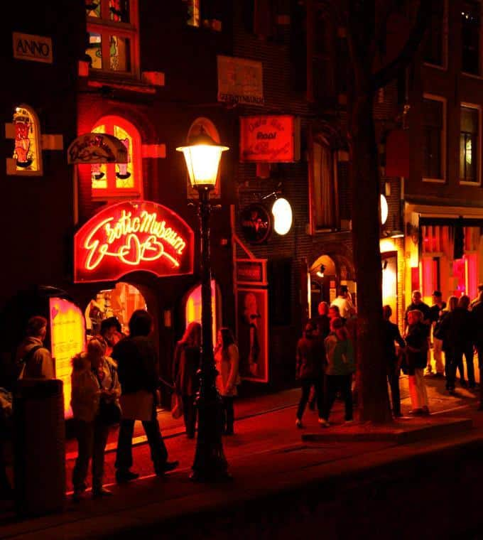 Amsterdam Red Light walking tour