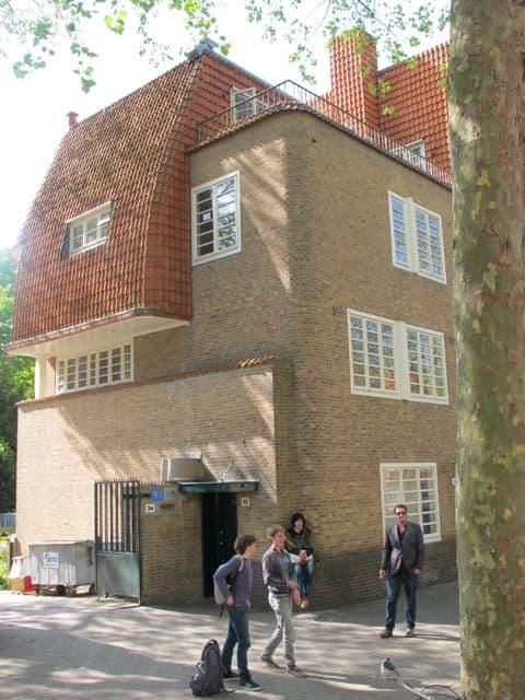 Amsterdam School in De Pijp