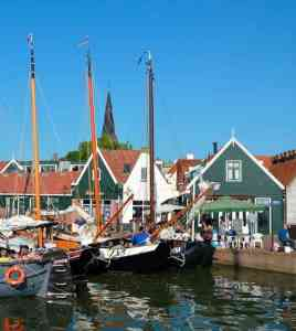 Day trip to Volendam, Marken and Zaanse Schans