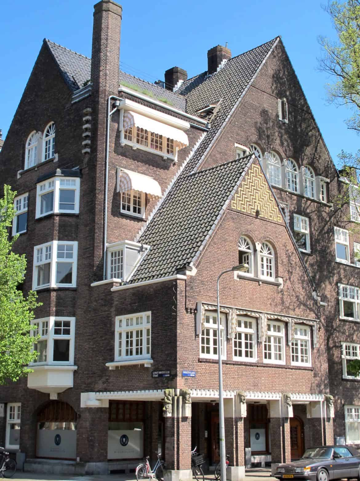 Amsterdam School architecture