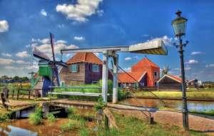 Dutch villages tour