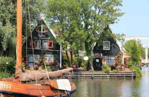 Tour Dutch villages