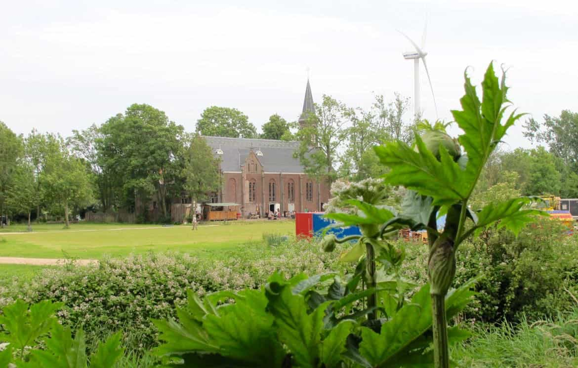 The Breeding Spaces of Amsterdam