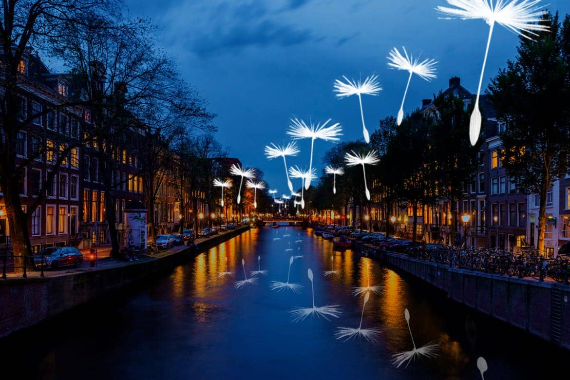 Amsterdam Light Festival 2018