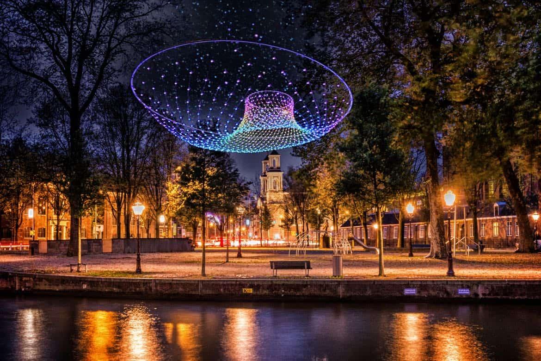 Amsterdam Light Festival 2018