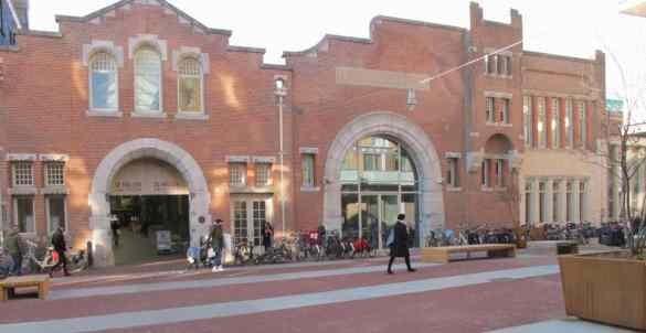 Food Court Amsterdam