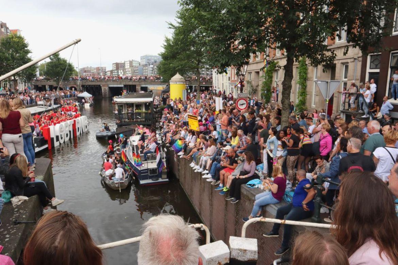 Pride Amsterdam Parade