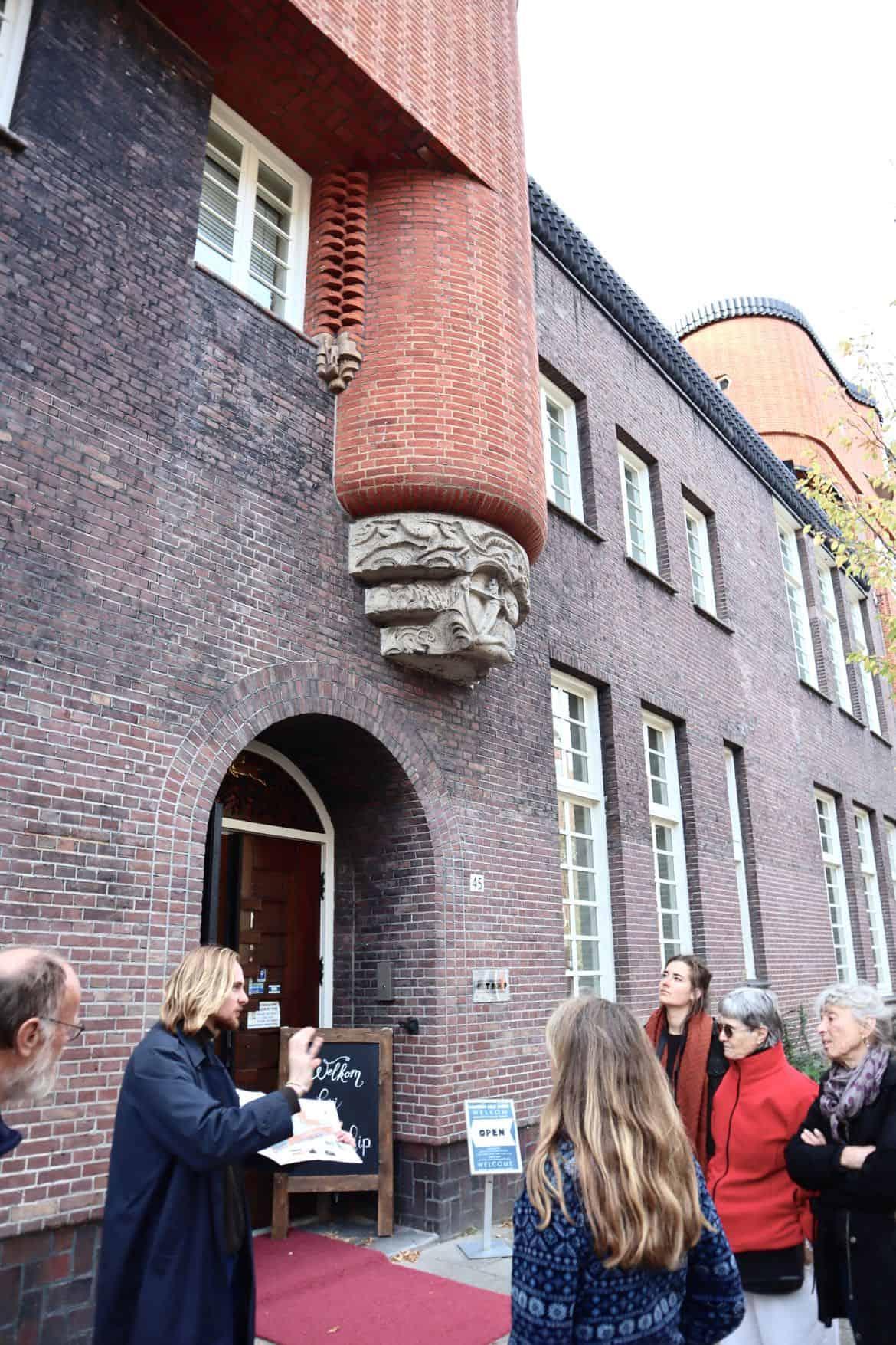 Building Amsterdam School