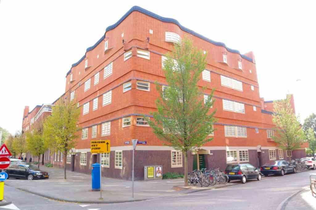 Het Schip Amsterdamse School