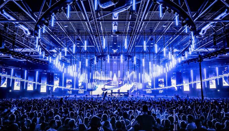 Trance festival Netherlands