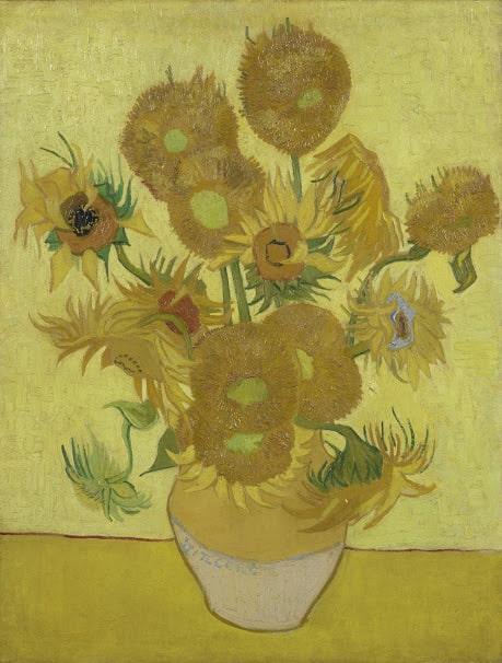 Vincent van Gogh (1853 - 1890), Arles, januari 1889 olieverf op doek, 95 cm x 73 cm Credits: Van Gogh Museum, Amsterdam (Vincent van Gogh Stichting)