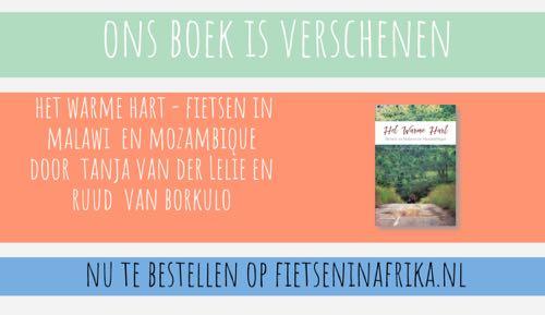 Het Warme Hart book promotion