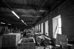 Basement of Amesbury Industrial Supply