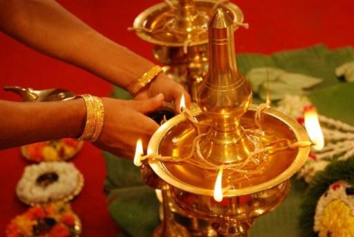 lighting nilavilakku, Kerala Decor
