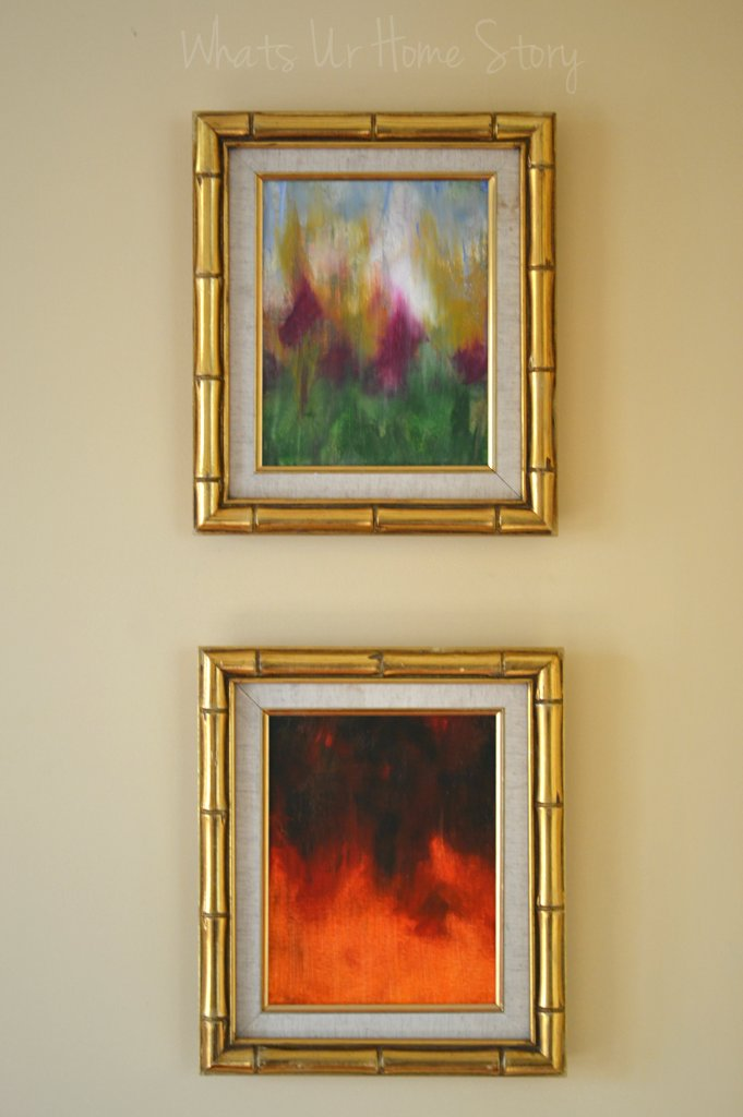 Reuse vintage frames