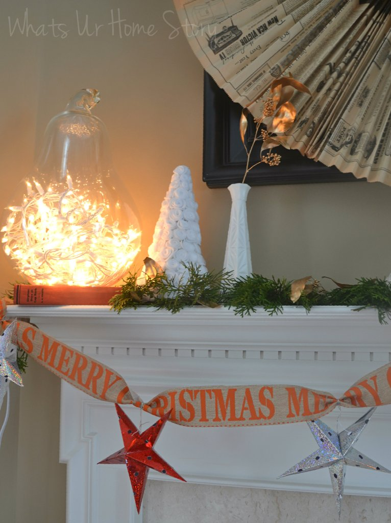 Diy lights for Christmas
