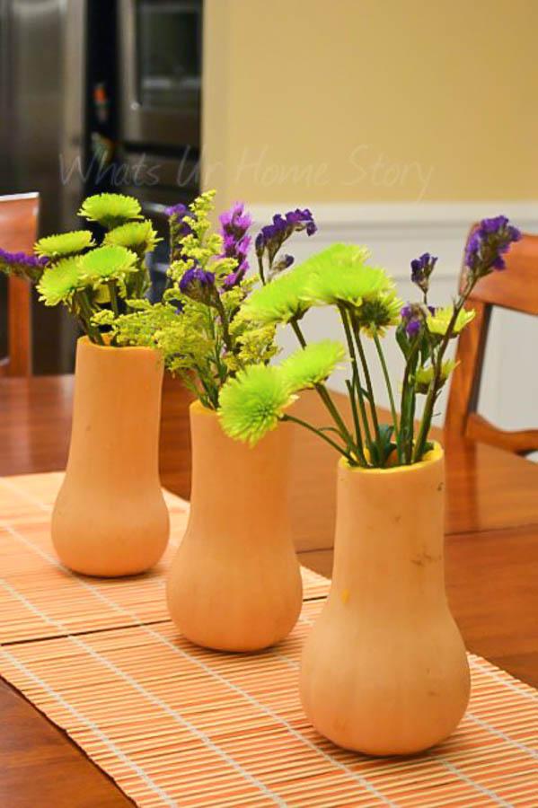 Butternut squash vase- Whats Ur Home Story