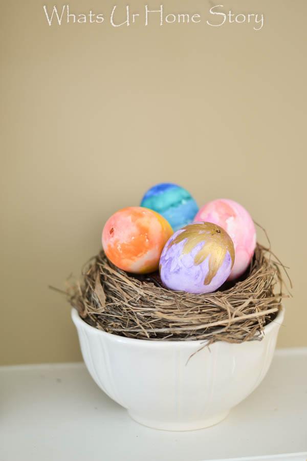 Easter eggs diy