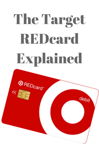 Target REDcard Explained