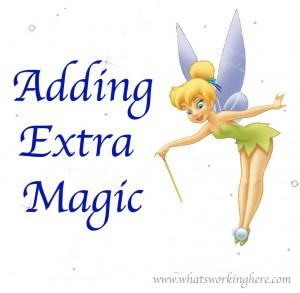 Adding Extra Magic to your Disney Trip