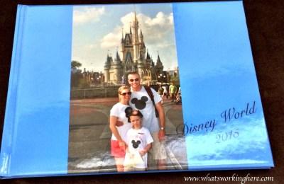 Disney photobook