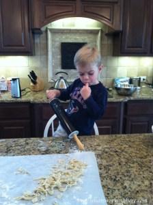 pie making