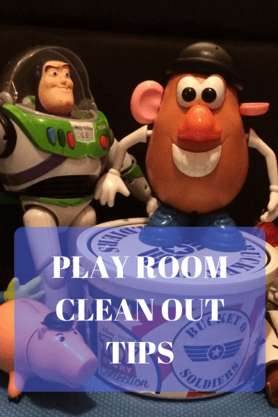Play Room Clean Out Tips title