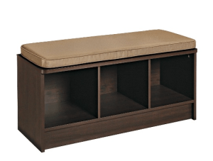 Closetmaid Cubeicals Storage Bench