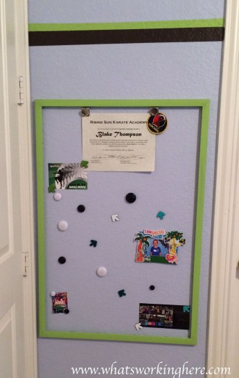 Magnet wall