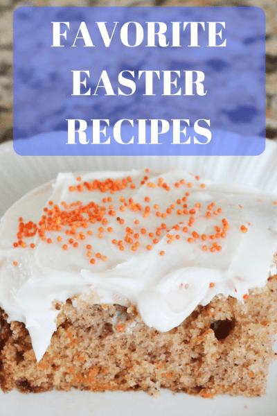 Favorite Easter Recipes