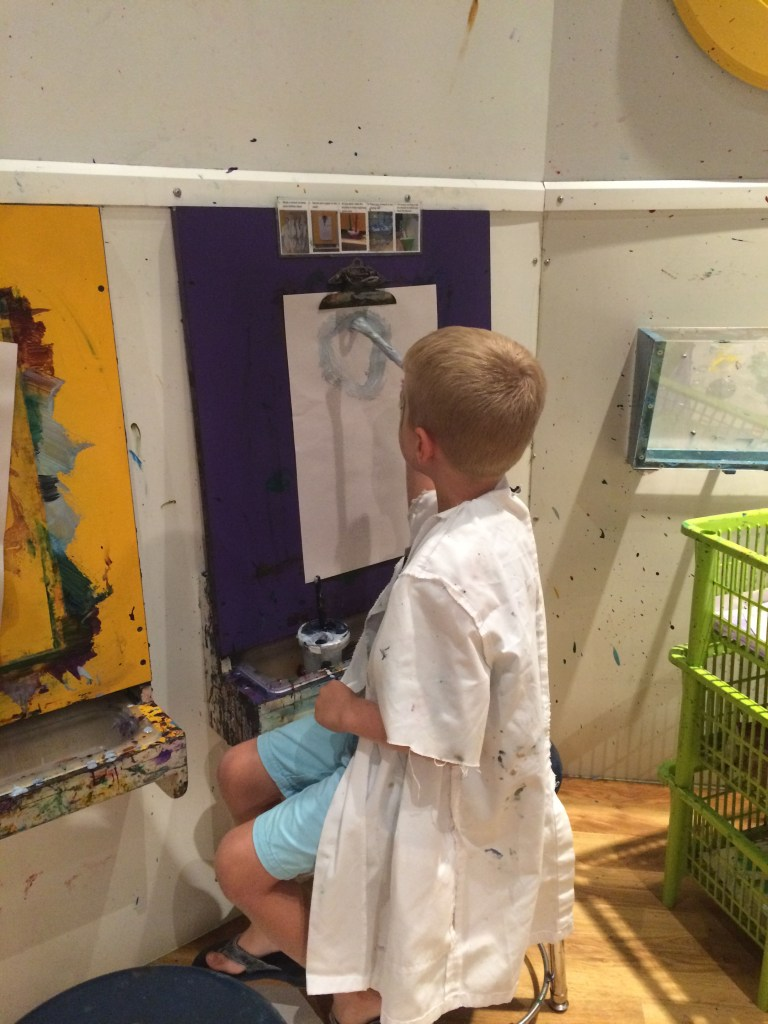 Children's Museum of Houston -artist