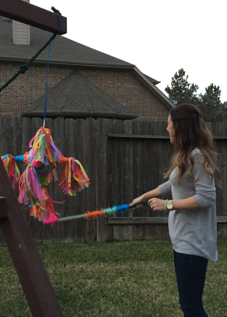 Star shaped Pinata