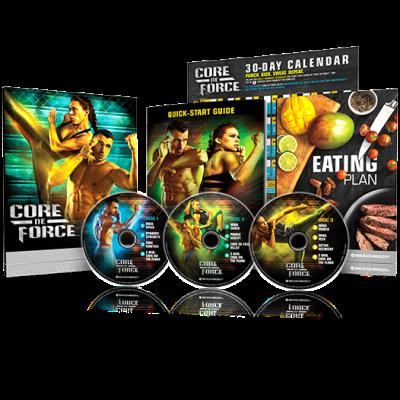 Core De Force Fitness Program