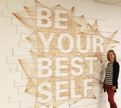 Stitch Fix Headquarters- Be Your Best Self