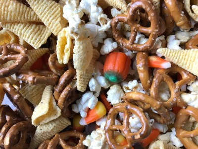 Autumn Snack Mix