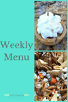 Weekly Menu 11/19/17 – Thanksgiving