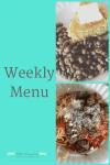 Weekly Menu 4/22/18 – Freezer Clean Out