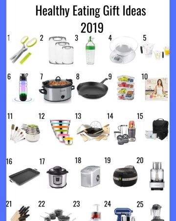 25 Healthy Eating Gift Ideas
